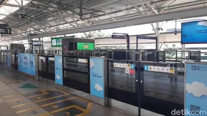 MRT sepi