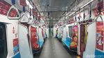 Serasa Kereta Milik Sendiri, Begini Sepinya MRT Hari Ini