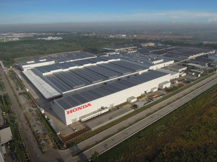 Pabrik Mobil Honda