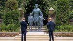 Putri Diana Abadi di Istana Kensington