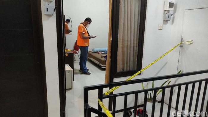 Penemuan mayat wanita muda di kamar indekos Semarang, Senin (5/7/2021)