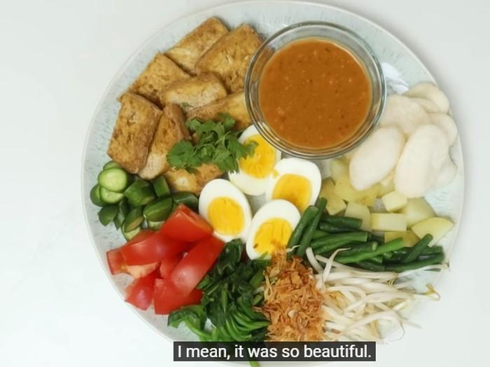 Perbedaan Salad di 3 Negara, Indonesia hingga Amerika. Ada Gado-gado, ramen salad, hingga som tum.