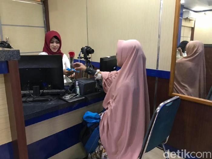 Perpanjangan SIM di Polres Garut bisa dilakukan usai PPKM Darurat