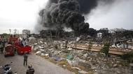 Potret Dahsyatnya Dampak Ledakan Pabrik Kimia di Thailand