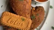 Resep Ayam Goreng Lotus Biscoff yang Sedang Tren