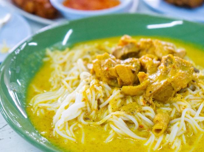 Resep Bihun Kuah Kari Ayam