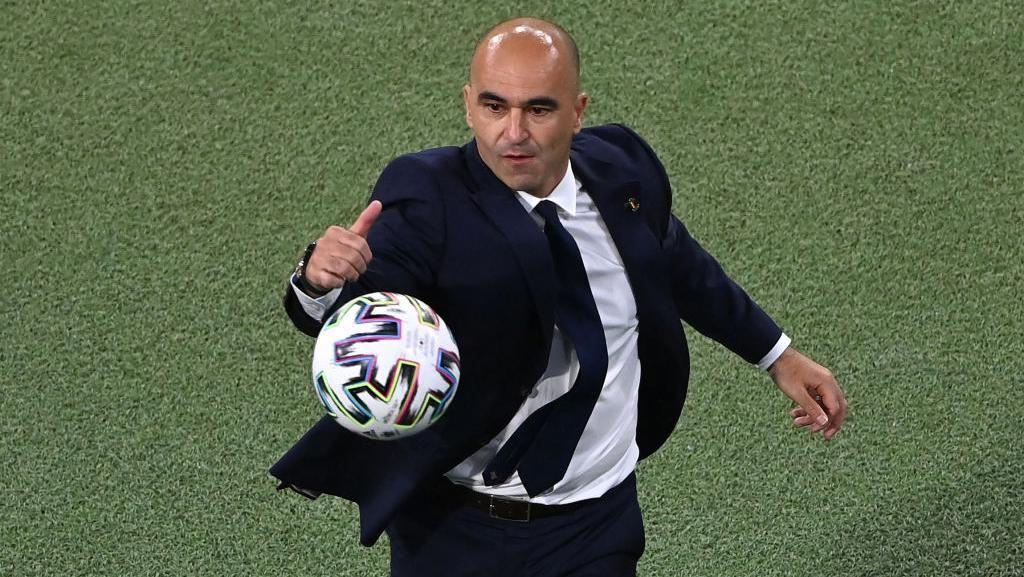 Dirumorkan Jadi Pengganti Koeman, Ini Tanggapan Roberto Martinez