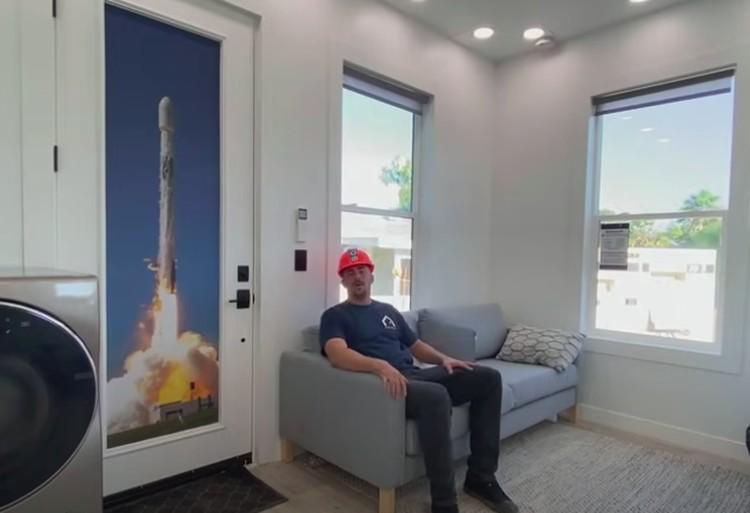 Rumah Elon Musk