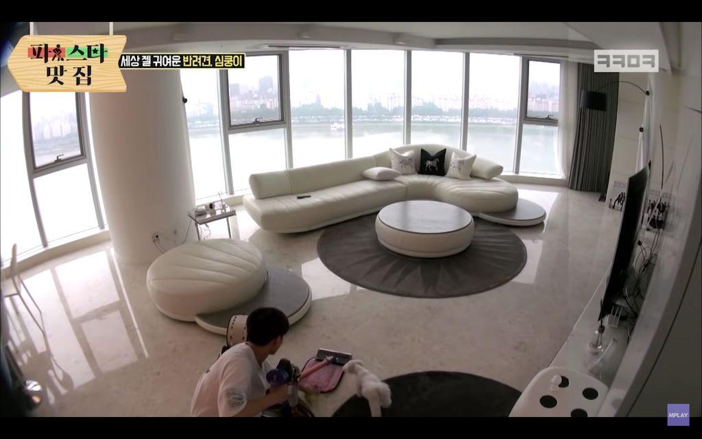 Rumah Leeteuk Super Junior