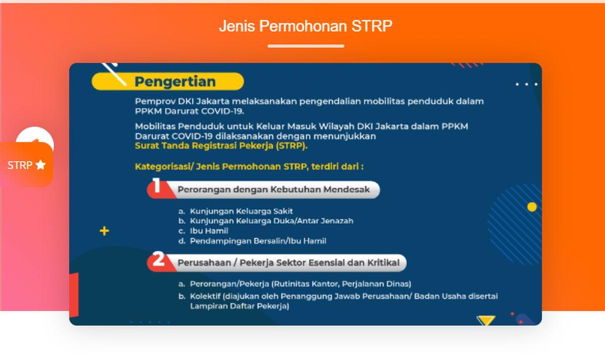 Cara Membuat STRP Secara Online || Flashtik