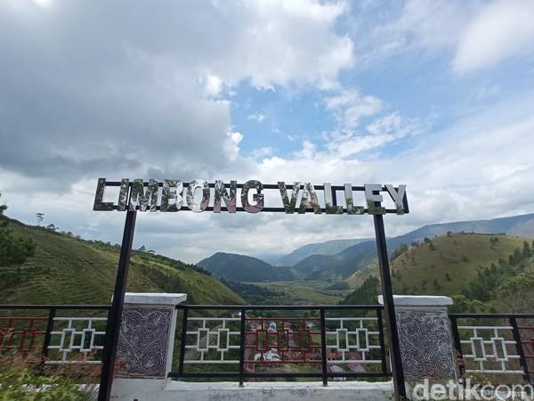 Yang ini Limbong Valley, tentu saja menyuguhkan keindahan Desa Limbong.(Bonauli/detikcom)