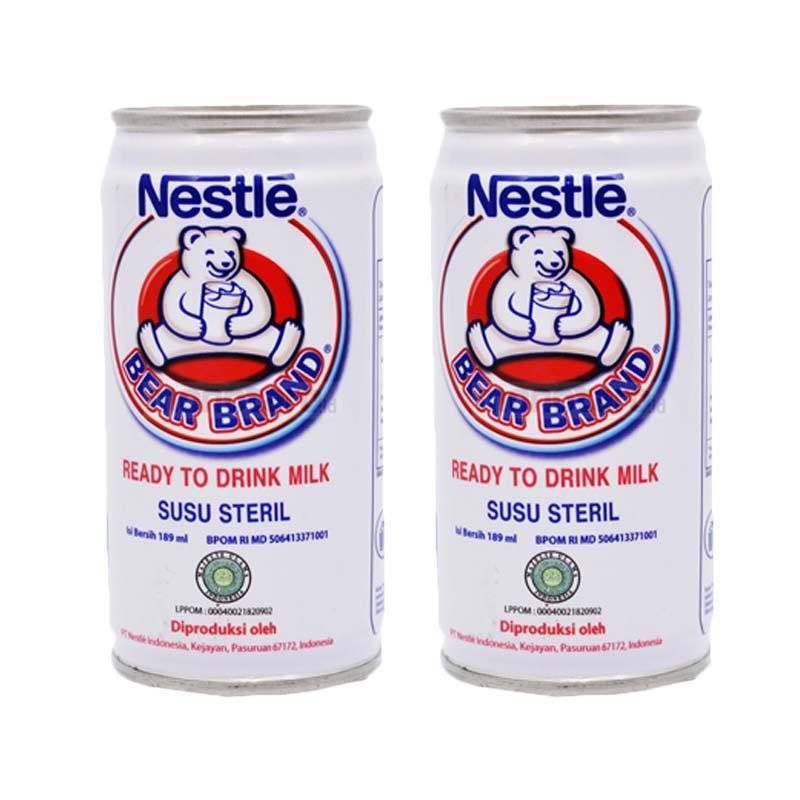 Susu Beruang 'Bear Brand' Diborong, Kandungan Nutrisinya Sama dengan Susu Lain