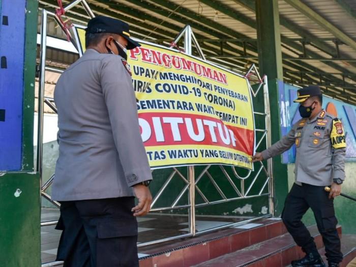 Tempat wisata dan olahraga di Cirebon tutup selama PPKM Darurat