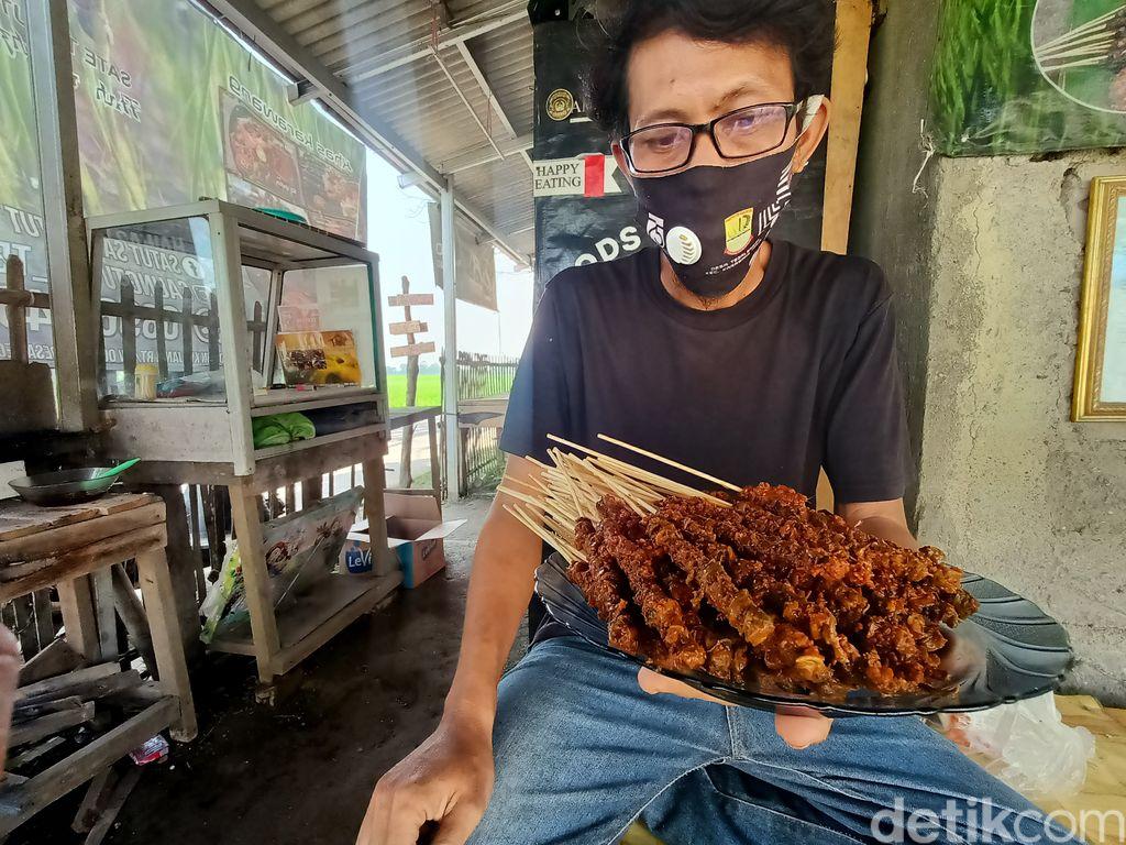 Gurih Kenyal Olahan Tutut dari Karawang yang Sedang Populer