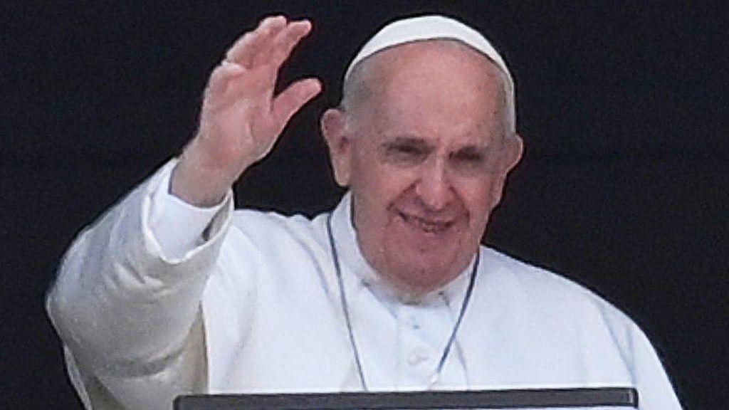Usai Jalani Operasi, Begini Kondisi Paus Fransiskus