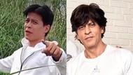 Pria Ini Disebut Netizen Mirip Shah Rukh Khan dan Ariel, Viral Bikin Senyum