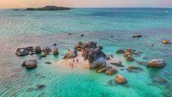Ini 12 Destinasi Wisata Populer di Belitung