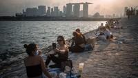 75 Persen Kasus COVID-19 di Singapura Dialami Warga yang Sudah Divaksin
