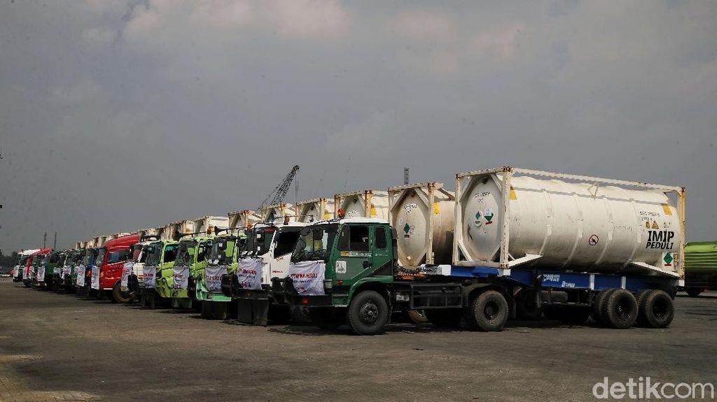 RI Dapat Sumbangan Oksigen dari Perusahaan China di KI Morowali