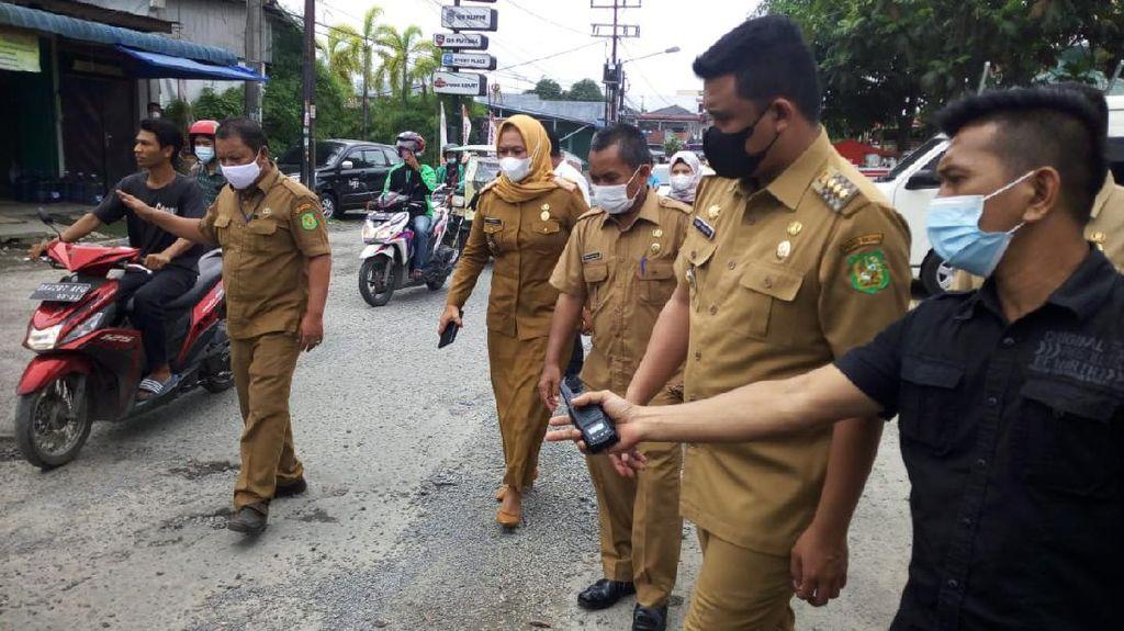Janji Perbaiki Jalan Asoka Medan, Bobby: Kita Beton biar Nggak Rusak