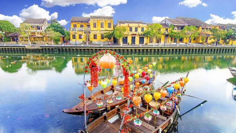 Hoi An, Kota Kuning di Taiwan