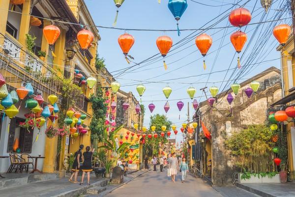 Bila kamu keliling Hoi An, bisa kamu jumpai hampir 1.000 rumah kuno lho. UNESCO juga telah memasukan 844 rumah di Hoi An ke dalam Warisan Dunia.