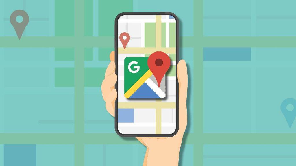 Cara Mencari Masjid Terdekat dengan Google Maps, Gampang Banget