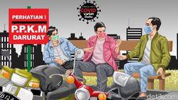 Info Slur! 14 Ruas Jalan di Purwokerto Banyumas Ini Ditutup Tiap Weekend