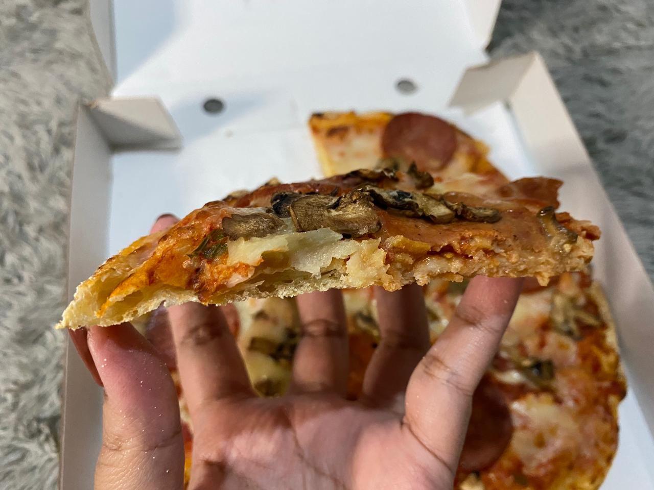Mamma Mia! Renyah Gurih Pizza Autentik Roma Buatan Chef Italia