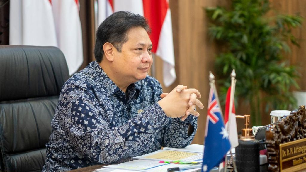 Airlangga Ungkap Kenaikan Kasus Corona di Daerah Luar Jawa dan Bali