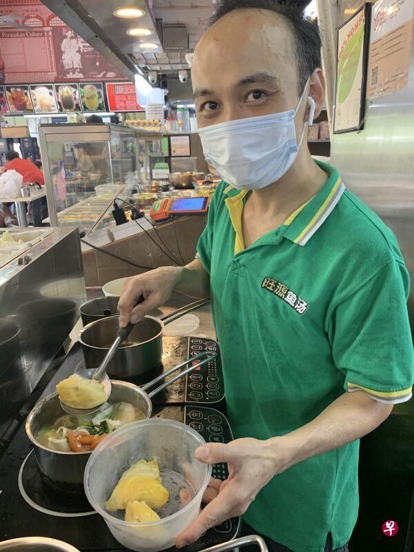 Musim Durian di Singapura, Tempat Makan Ini Jual Sop Ikan Pakai Durian