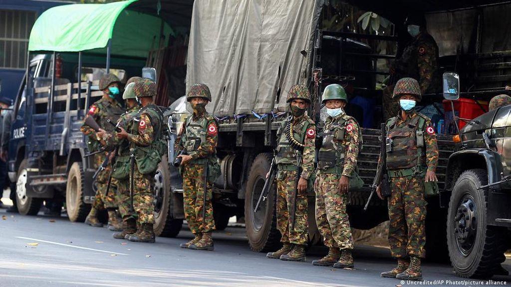 Saat Junta Ingkar Janji Sebut Darurat Militer Myanmar Hingga 2023