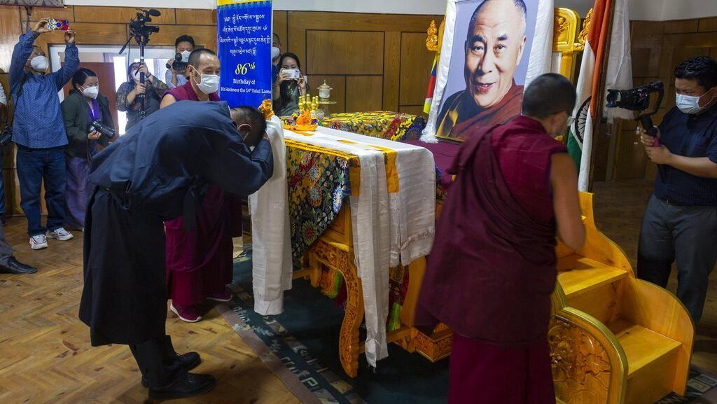Perayaan Ulang Tahun ke-86 Dalai Lama dari Pengasingan