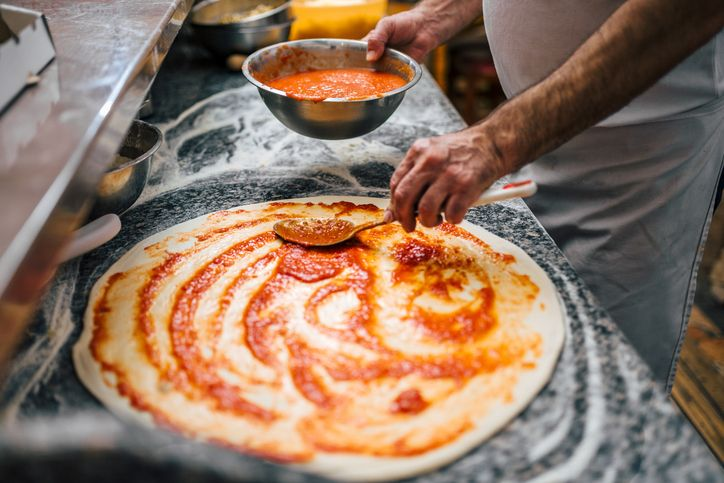 Perbedaan Pizza Italia dan Pizza Amerika