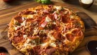 Dengan Rp 20 Ribu, Bisa Makan Pizza Murah yang Enak dan Bikin Nagih