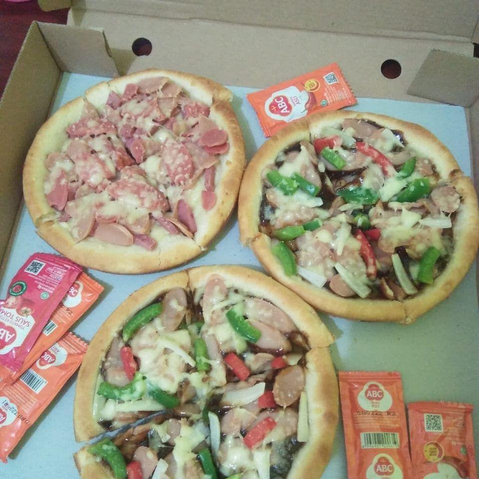 Mantul! 5 Pizza Gerobakan Enak dan Bisa Dipesan Online