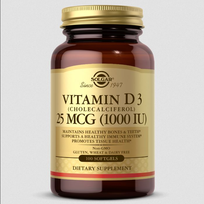 Pilihan Suplemen Vitamin D untuk Menambah Imunitas