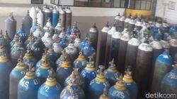 Pasokan Oksigen di RSUD Pasar Minggu Terkendala Distribusi