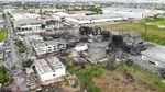 Dampak Ledakan Dahsyat Pabrik Kimia di Thailand