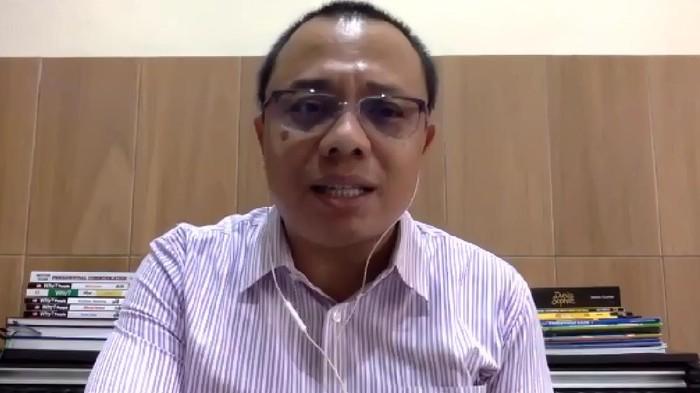 Direktur Eksekutif PARA Syndicate Ari Nurcahyo
