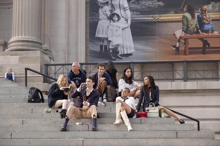 Wajah-wajah baru di serial HBO Gossip Girl