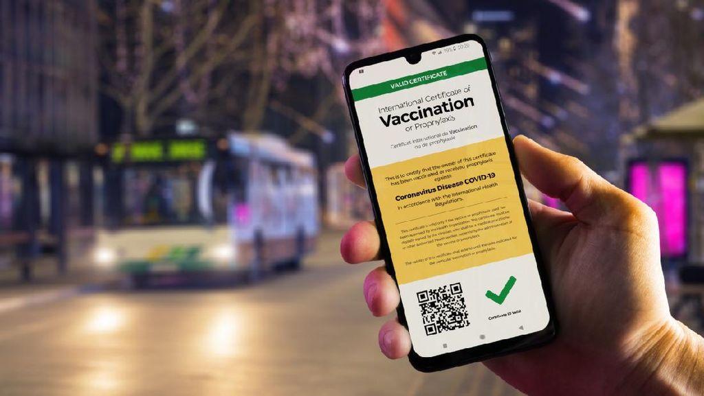 Pemalsuan Sertifikat Vaksin di Pakistan, Jangan Ditiru Indonesia