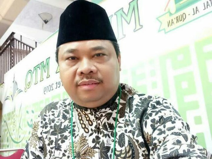 Imam Masjid Agung Solo, KH Zumroni, meninggal positif Corona, Rabu (7/7/2021).