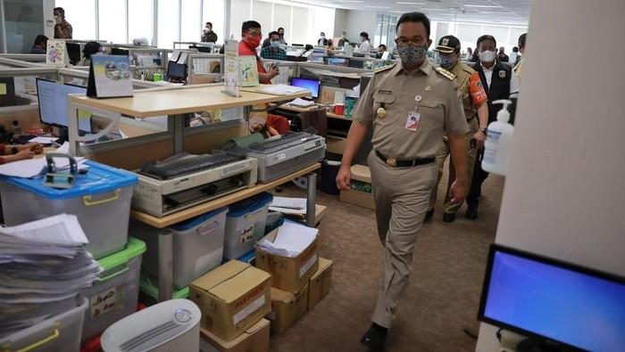 Kantor PT Equity Life Indonesia Ditutup Usai Disidak Anies, Ini 5 Faktanya