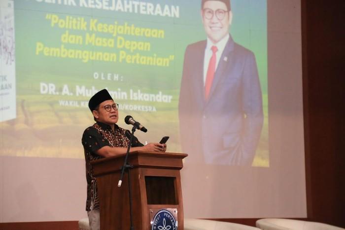 Ketum PKB Abdul Muhaimin Iskandar