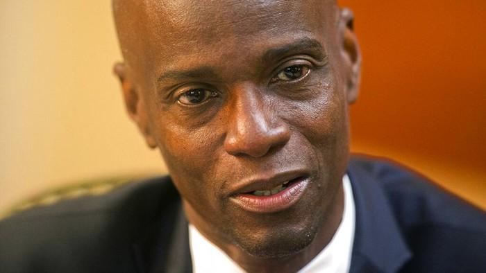 Presiden Haiti, Jovenel Moise, tewas dibunuh dalam serangan di kediaman pribadinya pada Rabu (7/7) dini hari.