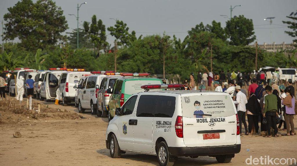 Hoax Ambulans Kosong Mondar-mandir untuk Takuti Warga, Begini Kondisi Sebenarnya