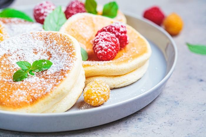 Resep Pancake Lembut Fluffy