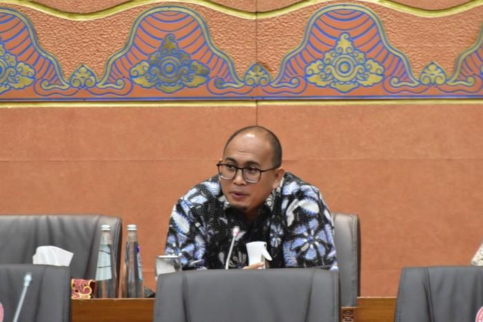 Anggota Komisi VI DPR Fraksi Gerindra Andre Rosiade