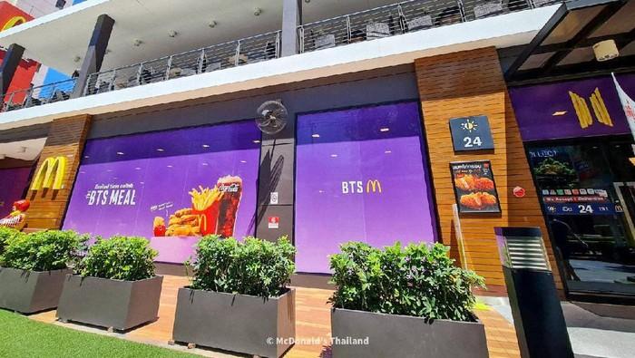 BTS Meal Ditunggu ARMY Thailand, Akan Hadir Seminggu Lagi!